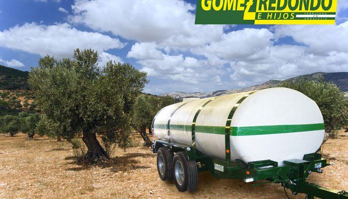 cisternas agricolas
